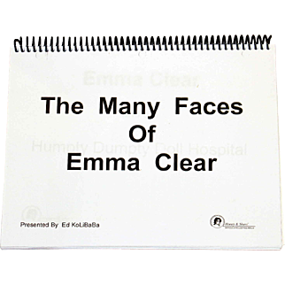 """""""Emma Clear"""" & """"The Humpty Dumpty Doll Hospital"""" Booklet - New Edition"""