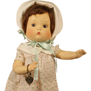 "R. John Wright Cloth Doll - ""Patsy"" - MIB (mint in box)"