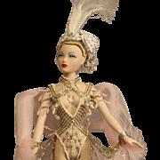 "Wonderful Gene Fashion Doll - ""Bird Of Paradise"""