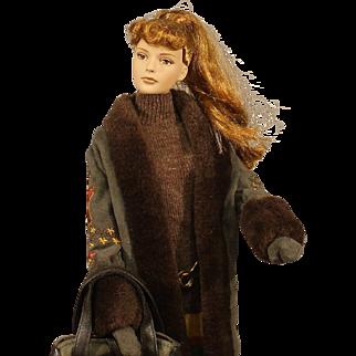 "Robert Tonner Fashion Doll - Tyler Wentworth - 'Absolutely Aspen Sydney"" - NRFB"