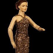 "Robert Tonner Fashion Doll  - 'Tyler Wentworth' - ""24 KT Sydney"" - NRFB"