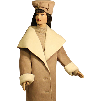 """Robert Tonner Fashion Doll - """"Tyler Wentworth"""" - 'The Look Of Luxe' - NRFB"""