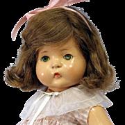 "Seldom Seen - Vintage Composition Effanbee ""Patsy Ruth"""