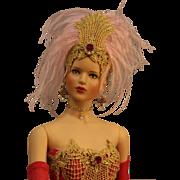 Rare Robert Tonner Fashion Doll - FAO Schwartz Showgirl Special