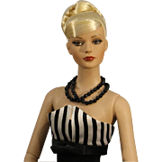 "Robert Tonner Fashion Doll - ""Black and White Ball Sydney"" - NRFB"