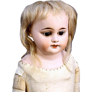Antique German Bisque Doll - (Ready To Dress) - AM 1894