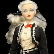Gene Fashion Doll - Basic Platinum - Dressed in Bolero Outfit