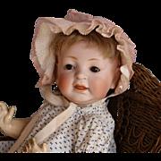 Antique German Bisque Baby Doll - Kestner Mold #211
