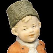 Gebruder Heubach Figurine - Dutch Boy
