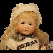 "Darling ""Maree Massey"" All Bisque - Artist Doll - ""Honey Bun"""