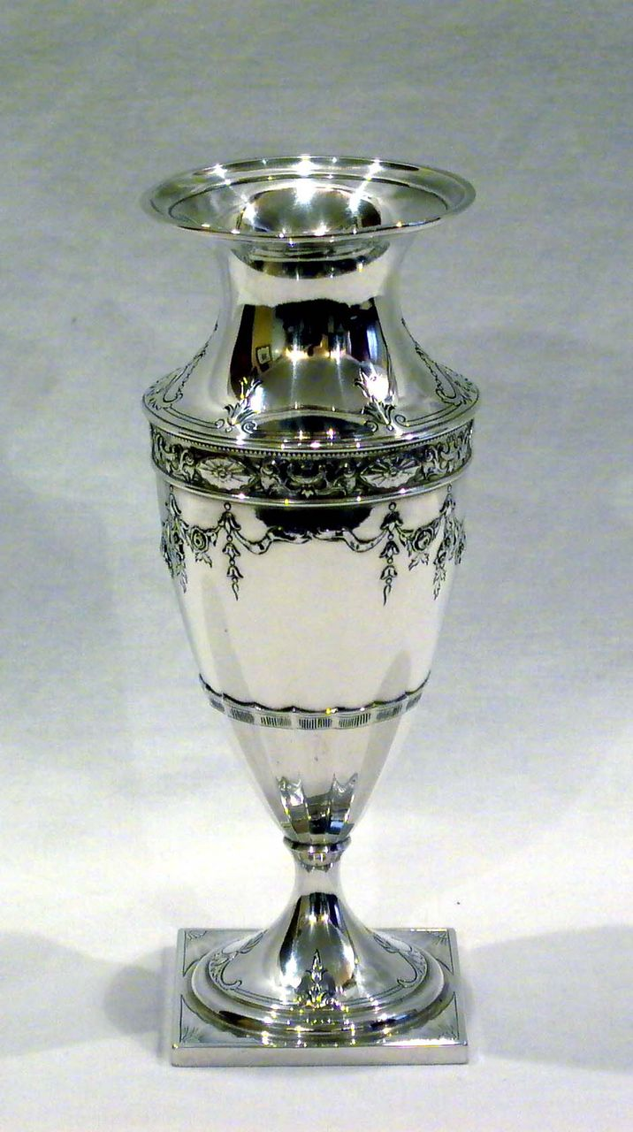 Gorham Sterling Vase