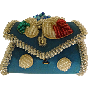 Whimsy Beaded Box Exc. Iroquois Souvenir