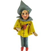 Baitz Berlin Doll Court Jester cloth / plaster composition