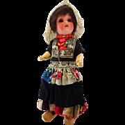 Heubach Koppelsdorf Bisque Doll 251 Dutch