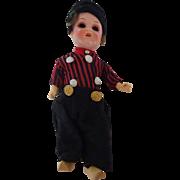 Heubach Dutch Boy Doll 251