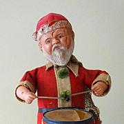 Old Wind-up Santa Claus--Japan somewhat RARE