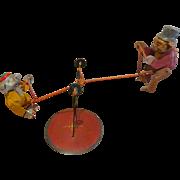 Monkey & Elephant Balance Toy Dept. 56