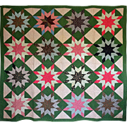 1800's Quilt--Unused GRAPHIC