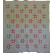 Antique Monkey Wrench Quilt Fantastic Quilting