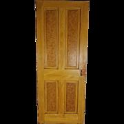 Door Grain Painted c. 1890