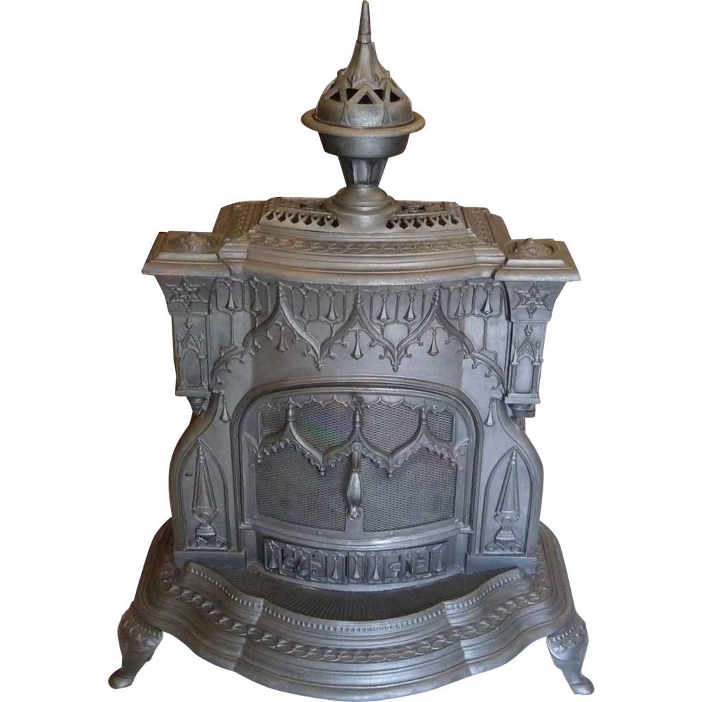 Parlor Stove Sold By Sears And Roebuck Circa 1900 From Dixonsantiques On Ruby Lane