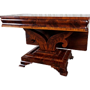 Empire Dropleaf Table c. 1830