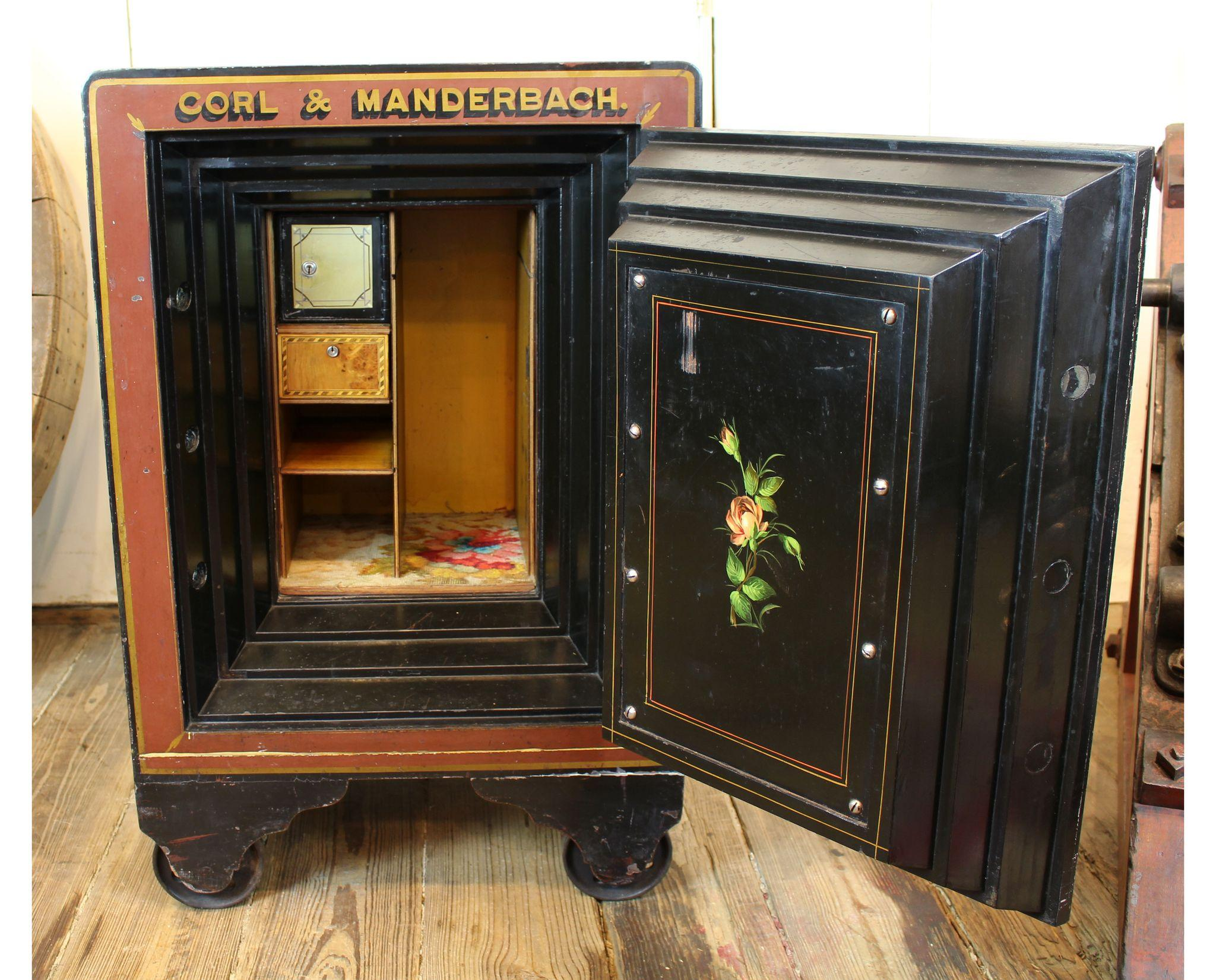 Antique Floor Safe C 1890 From Dixonsantiques On Ruby Lane