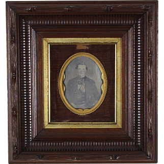 Victorian Picture Frame c. 1870s