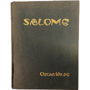 1927 Salome By Oscar Wilde Illustrated & Signed by John Vasso Art Deco IIlustrations