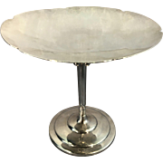 Vintage Barbour Sterling Silver Art Deco Compote Tazza