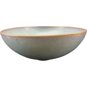 Chinese Jun Ware Porcelain Flambe Bowl Song Dynasty Style