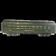 Lionel Train Classics Series California Passenger Car Standard Gauge W Box