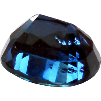 Natural Loose Sapphire Vintage 1940s Untreated Stones