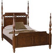 "Showroom Sample American Drew Cherry Grove New Generation King Bed, 89""H, 091-326R"