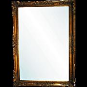 """Spectacular Huge Ornate Gold Gilt Framed Mirror 52"""" x 71"""""""