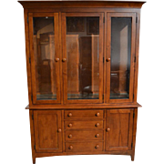 """Showroom Sample Kincaid Carriage House Collection China Cabinet 82""""H"""