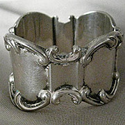 Solid Sterling Napkin Ring