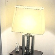 Vintage 1950's Danish Modern Table Lamp