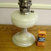 Vintage Aladdin Simplicity Alacite Oil Lamp