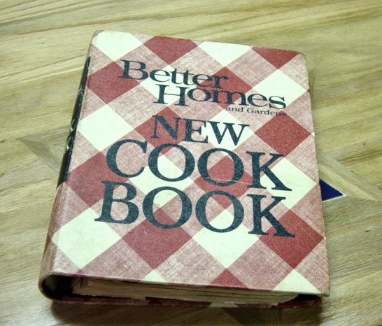 Vintage 1968 Better Homes And Gardens Cook Book