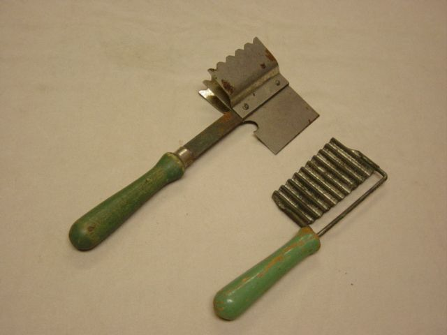 Vintage Hand Shredder And Meat Tenderizer