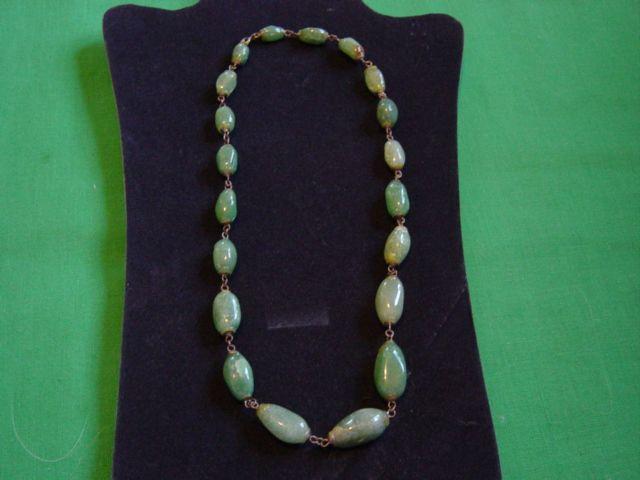Vintage Jadite Necklace