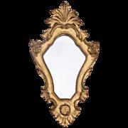 Vintage Florentine Wall Mirror - Red Tag Sale Item