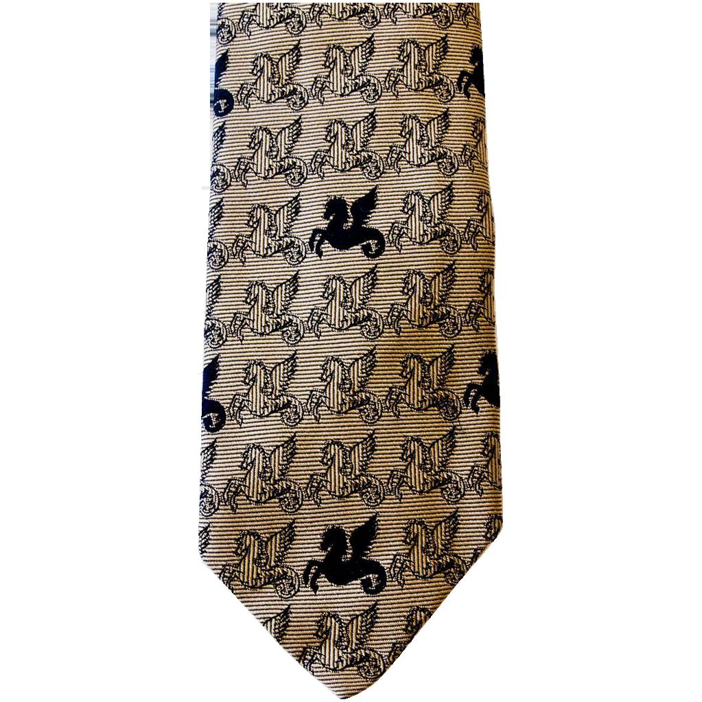 Vintage Skinny Tie 78