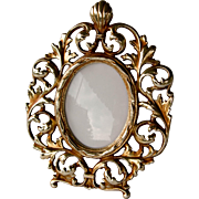Ornate Gilt Picture Frame