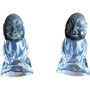 Billiken Salt and Pepper, c.1910