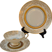 Weimar Tea Trio Set