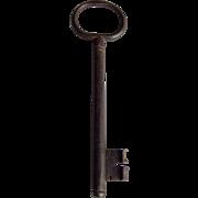 Large Skeleton Key for Door