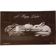 Rotograph Easter Postcard, 1908
