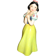 Adorable vintage Snow White figure
